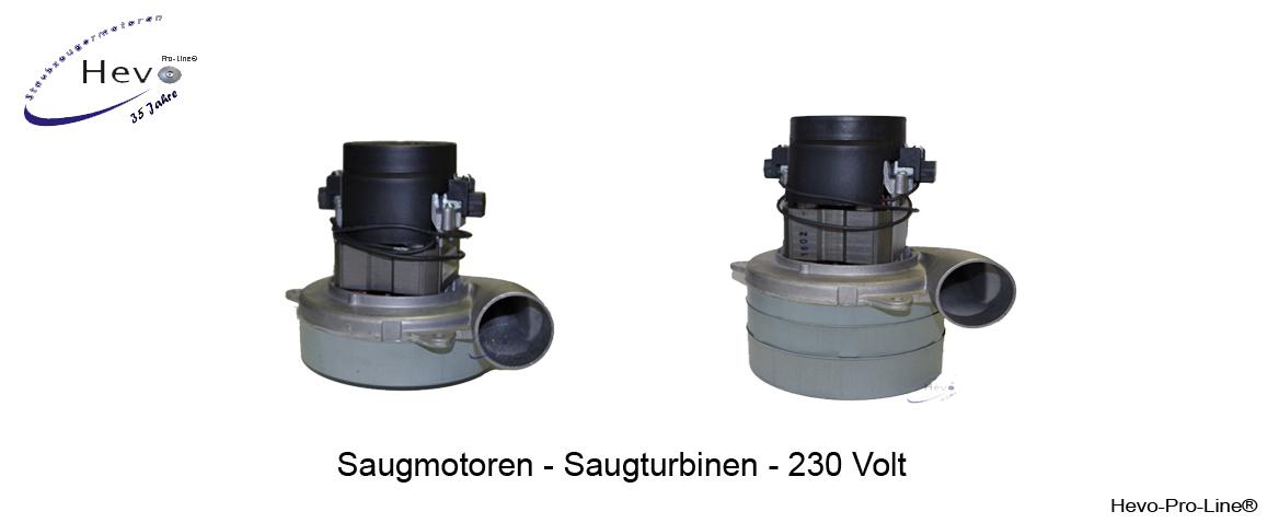 NuTone CV 450 Hevo-Pro-Line® Saugmotor Saugturbine 230 V 1200 W z.B